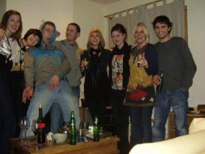 Losing the plot in Spiddal 2008