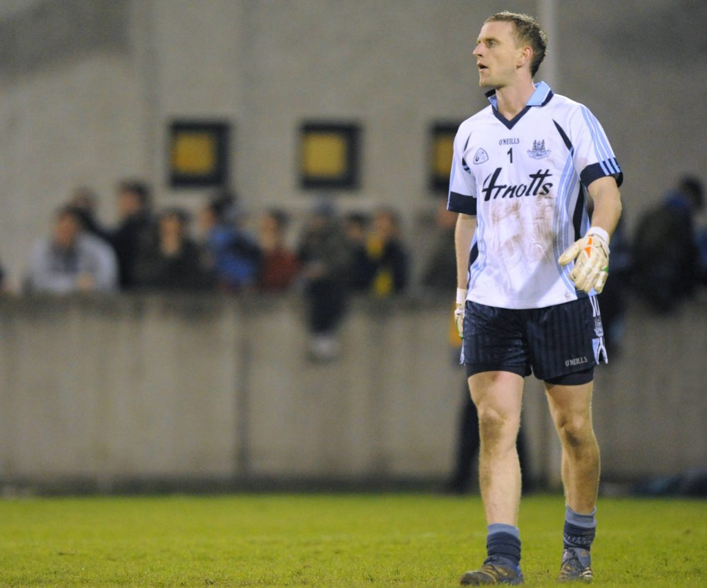 The halcyon days when I played for the Dubs