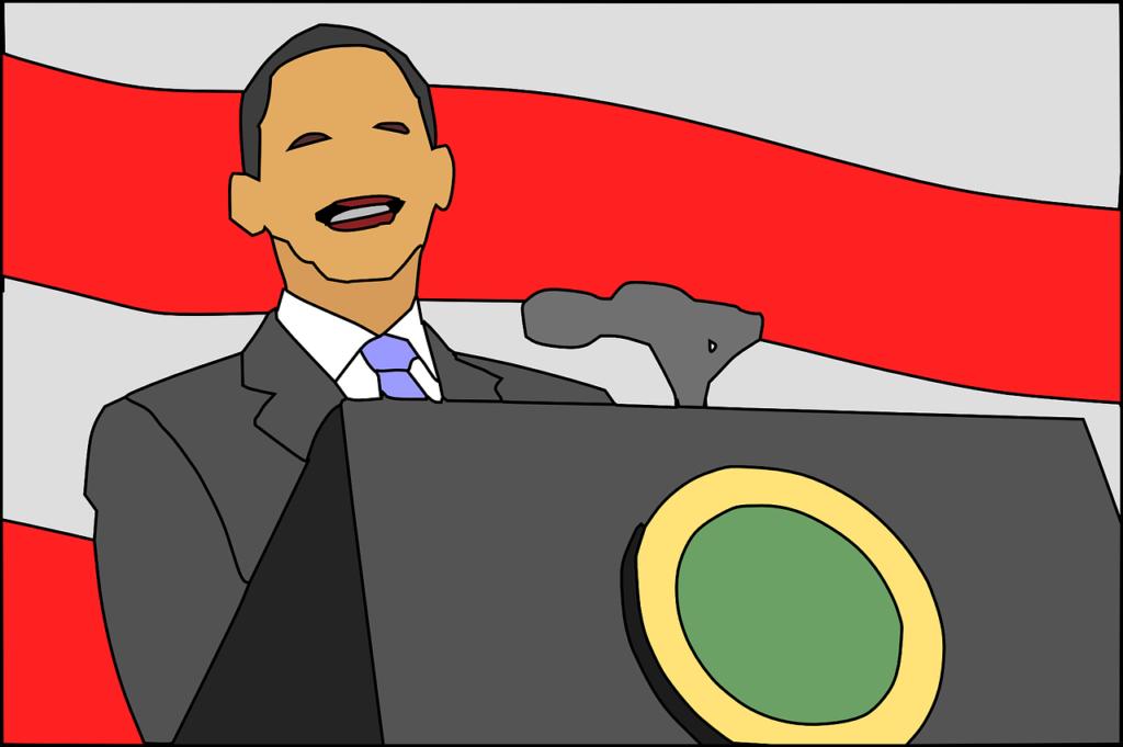 Barack Obama...smooth as ever